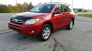 2007 Toyota RAV4 CERTIFIED AND ETESTED