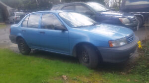 Toyota Tercel other