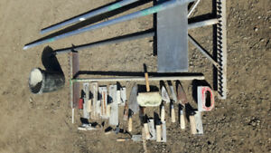 NEW PRICE - Concrete Finishers Tool Special $250 obo