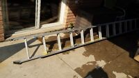 12 to 24 ft extension ladder