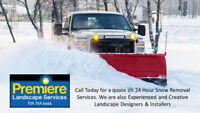 Snow Removal and Landscaping