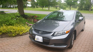 2012 civic lx coupe 2 doors