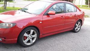 2004 Mazda Mazda3 Sport Sedan