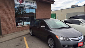 Stunning 2009 Acura csx you could eat off the floor!! Cambridge Kitchener Area image 3