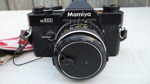 Mamiya NC1000 35mm camera $60. Prince George British Columbia image 1