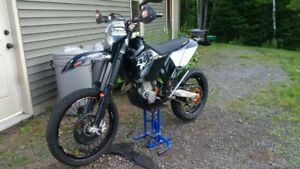 2009 KTM 450 EXC - Street and Trail