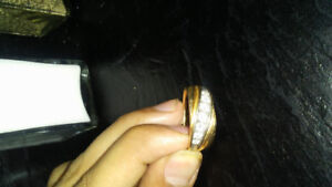 14 k gold ring for man