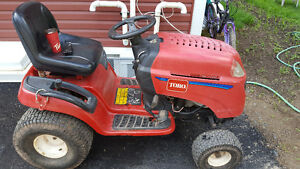 Toro ride on lawnmower