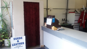 Busy Dry Cleaners for Sale