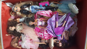 Barbie's -Some Collectable