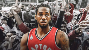 TORONTO RAPTORS TICKETS  2018-2019 SEASON  LOWER BOWL