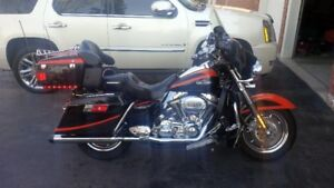 2007 CVO Screamin Eagle Ultra Classic FLHTCUSE