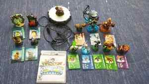 Sky lander sets and extras for PS3