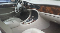 2002 Jaguar XJ8 - Awesome Luxury
