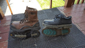Safety shoes and boots for sale