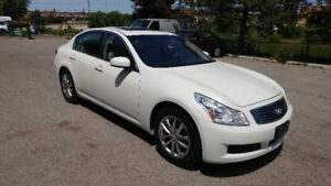 2008 Infiniti G35X AWD Luxury Sedan