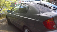 2004 Hyundai Accent GS -Hatchback - automatic - AIR CONDITIONING