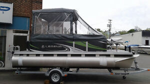 NEW 19.5 FT PONTOON FOR ONLY $52.99 WKLY TAX IN O.A.C