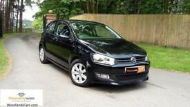2010/10 Volkswagen Polo 1.6TDI (75ps) SE, Full VW Service History, Low Tax!