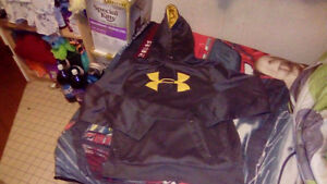 Under Armour and Lululemon Womans Clothing
