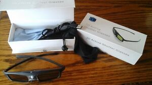 3D Active shutter glasses Peterborough Peterborough Area image 1