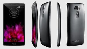 LG G FLEX *Curved HD POLED*QUADCORE*Unlocked*Wind*Mobilicity*Rog