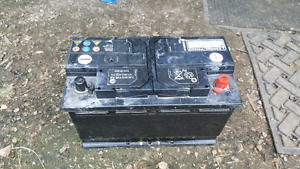 Golf tdi battery