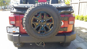 255/75 r17 Jeep  tires