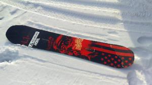 Nitro Glory Stomper 156 snowboard / planche à neige