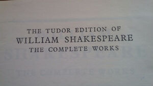 The Complete Works of William Shakespeare, 1961 Kitchener / Waterloo Kitchener Area image 2