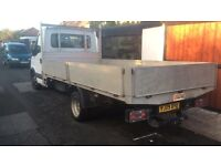 Iveco daily dropside body only