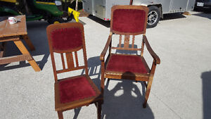 Vintage / Antique Set of Chairs For Sale