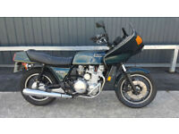 1980 Kawasaki KZ1300 UK Registered Import Great Condition 17,890 Miles