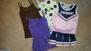 Size 3/4  toddler lot 3$/ all