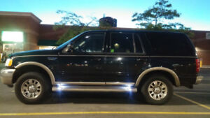 2002 FORD EXPEDITION - S. EDITION EDDIE BAUER - READY FOR WINTER