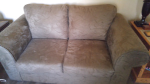 Couch love seat and chair great condition