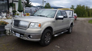 2006 Lincoln 4x4 Truck As-is