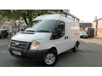 2012 Ford Transit 2.2TDCi ( 125PS ) ( EU5 ) MEDIUM Roof Van 350 MWB AIR CON+FSH