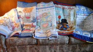 Crib quilts Prince George British Columbia image 1