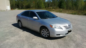 2007 Toyota Camry LE - two sets of tires - well maintained