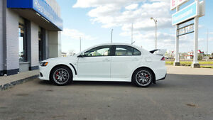 2012 Mitsubishi Evolution Sedan