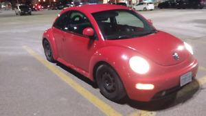 1998 Volkswagen Beetle TDI
