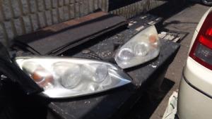 Pontiac g6 trunk and headlights