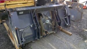 "4 in 1 bucket for front end loader 88""  $2000"