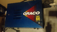 Graco Series 800 Hvlp paint sprayer
