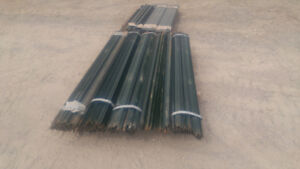 Steel fence post , T-post 7ft available 7days a week