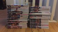 HUGE LOT OF COSMO MAGAZINES PERFECT FOR ART PROJECT OR COLLAGE