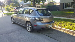SELLOUT PRICE - 2006 Mazda Mazda3 GS/GT Hatchback