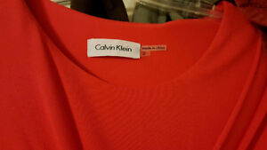 NWOT Calvin Klein Sleeveless Red Dress......Size 2 Kingston Kingston Area image 2