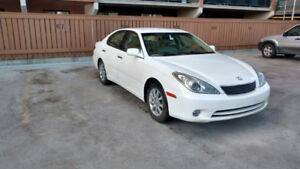 2006 Lexus ES 330 Sedan almost new winter tiers